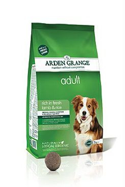 Arden Grange Dog Adult Lamb 12kg 52766